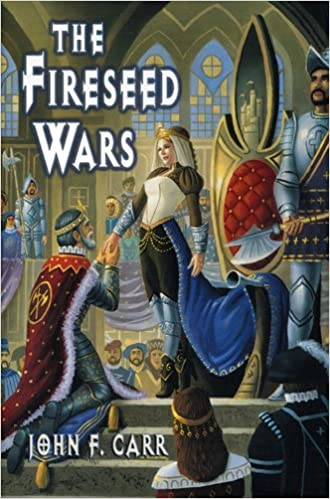 Image - The Fireseed Wars by John F. Carr