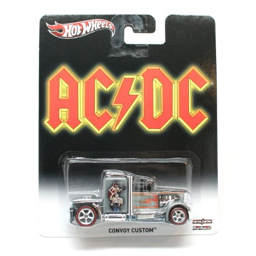 Hot Wheels Pop Culture AC DC Convoy Custom Grey/Black