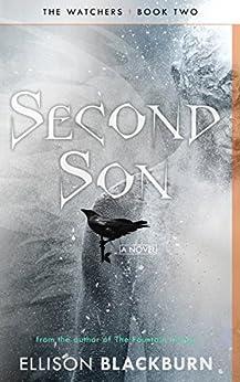 Second Son: A Novel (The Watchers Book 2) by [Blackburn, Ellison]
