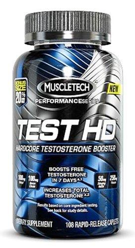 Muscletech 100% Премиум Тестостерон Booster, серия Performance
