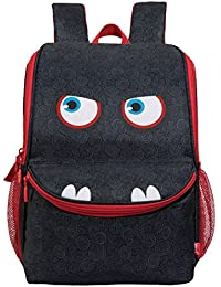 Wildlings Backpack for Children, Black