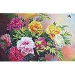 Carta Da Parati 3D Fotomurali Farfalla Fiore Foglia Verde Rosa Camera da Letto Decorazione da Muro XXL Poster Design…