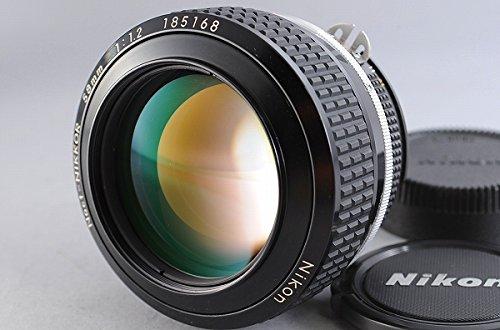 NIKON Noct-Nikkor Ai-S 58mm F1 2