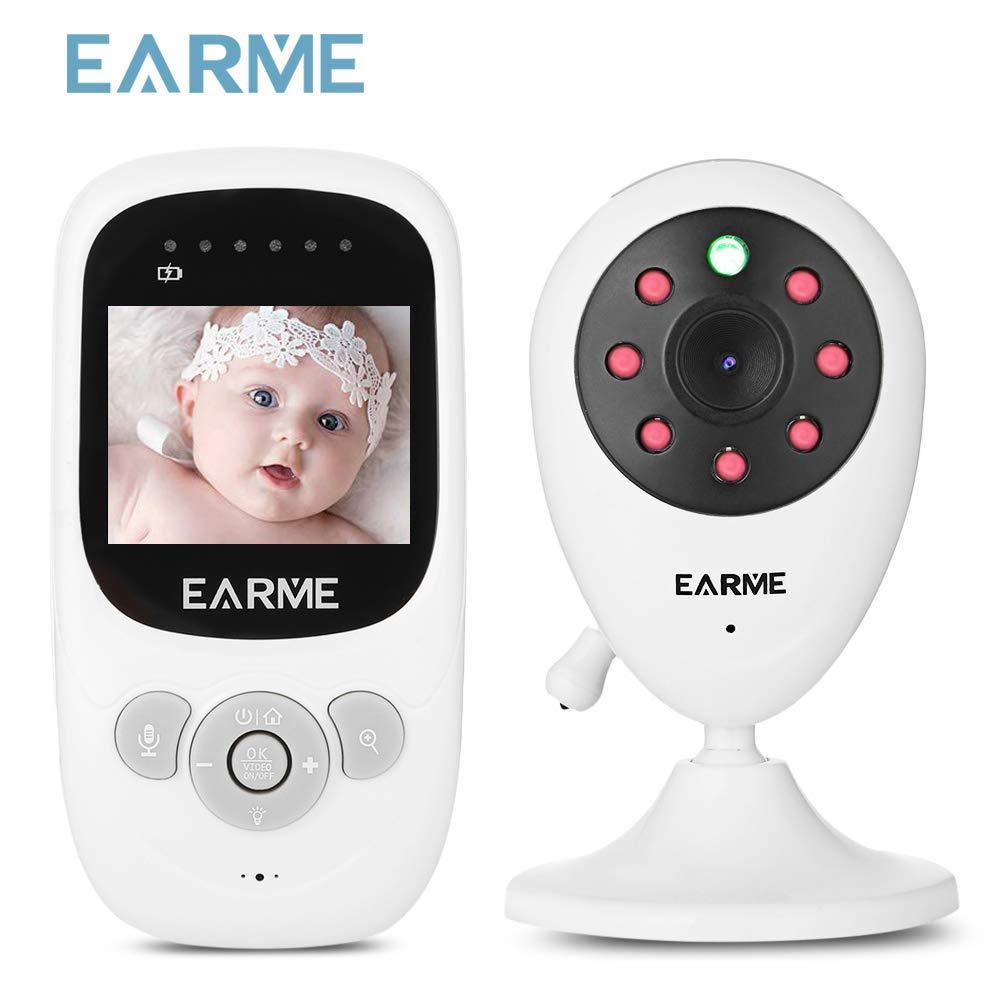 Monitor baby wireless iLifeSmart con telecamera LCD Monitor