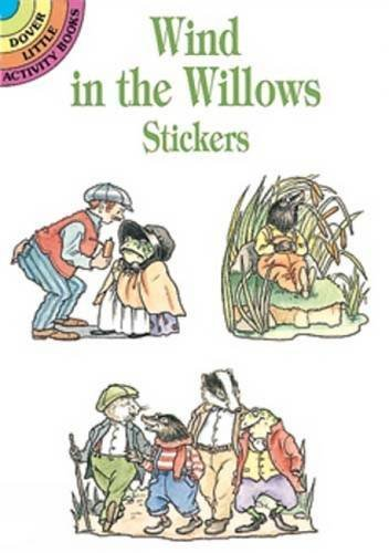 Wind in the Willows Stickers (Dover Little Activity Books Stickers) by Thea Kliros - Dover Shopping Mall