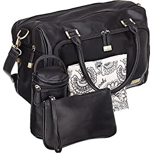 Amazon.com : Isoki Baby Diaper Bag with 13 Pockets  Large