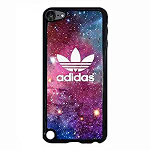 Adidas Design iPod Touch 5th Cover Hard Plastic Cover,Adidas Logo Phone Cover,For iPod Touch 5th Cover Adidas Phone Cover