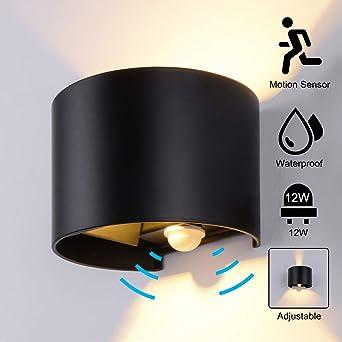 Beliebt Wandleuchte Bewegungsmelder Aussen/Bewegungsmelder Innen LED BH05