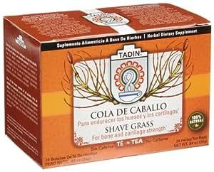 Tadin Tea, Cola De Caballo (Shave Grass) Tea, 24-Count Tea Bags (Pack of 12)