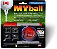 Greenkeepers Canadian Series My Ball Personalized Ball Marking Tool