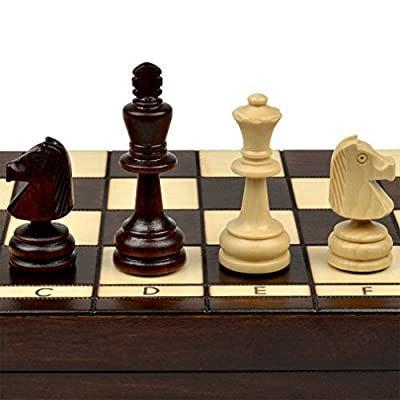 """Olympic"" European International Chess Set - 16.5"""