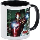 CafePress Avengers Invincible Iron Man Mug Unique Coffee Mug, Coffee Cup