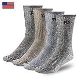 PEOPLE SOCKS 4pairs merino wool mens womens socks