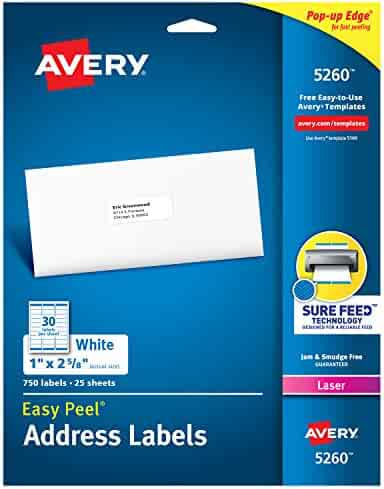 Shopping Avery Labels Indexes Stamps Office School Supplies