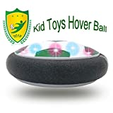 JRD&BS WINL Kids Toys Amazing LED Hover Football for Kid Best Gifts
