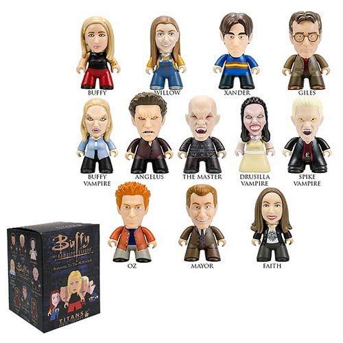 Buffy Vampire Slayer Titans Welcome Hellmouth Mini-Figure by Titan Merchandise