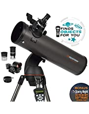 CELESTRON NexStar 130 SLT Computerised Telescope, Black (31145)