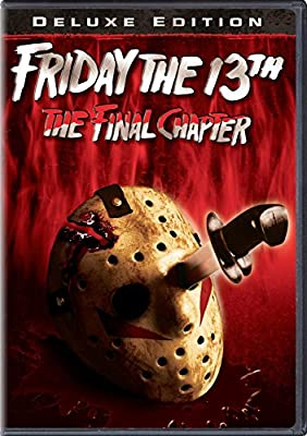 Amazoncom Friday The 13th The Final Chapter Erich Anderson