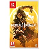 Mortal kombat 11 輸入版 Nintendo Switch 「SHAO KAHN」DLC 封入版