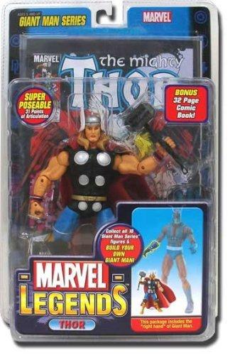 Marvel Legends Giant Man Series Thor Action Figure w/ Giant Man Builder Piece