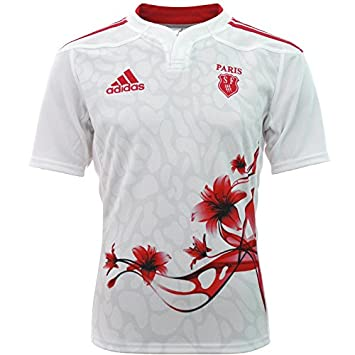 Adidas Stade Francais 13/14 Camiseta de la Temporada: Amazon.es: Deportes y aire libre