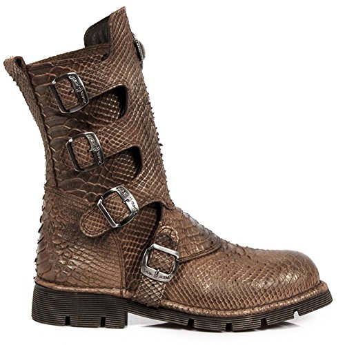 43 Women Rock Light Light Comfort Sales 1471 M Size Light Men Sales New Brown Leather S17 Comfort Comfort f1AwS