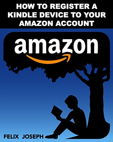 Register My Kindle Device: How to Register My Kindle Device to Your Amazon Account (Register in - Account Canada My
