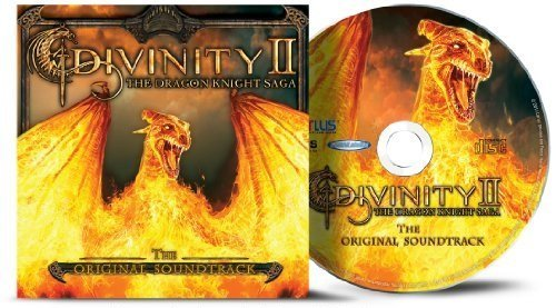 Divinity II The Dragon Knight Saga The Original Soundtrack CD by Atlus