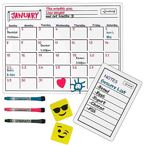Calendar For Sale : Top best whiteboard desk calendar for sale save