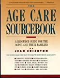 The Age Care Sourcebook, Jean Crichton, 0671611488
