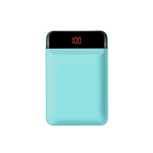 Power Bank 10000mAh Mini cargador inalámbrico de alta ...