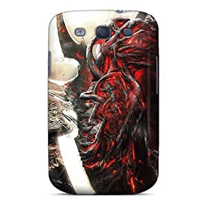 Durable Protector Case Cover With Prototype 2 Game Hot Design For Galaxy S3