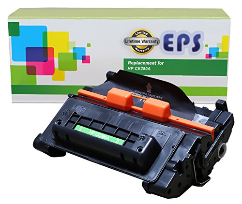 EPS Replacement Toner Cartridge for HP CE390A 90A Toner for HP LaserJet M4555F M4555FSKM M4555H M601 M601DN M601N