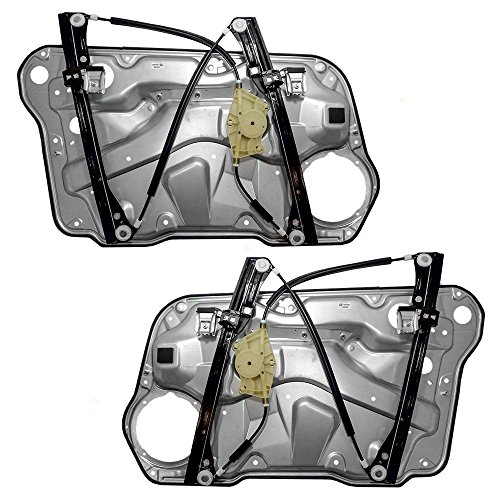 02 jetta window regulator - 9