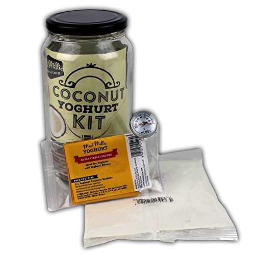 Compra Dowricks Goodlife Mad Millie Kit de Yogur de Coco en ...