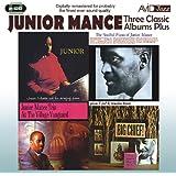 3 Classic Albums Plus - Junior Mance