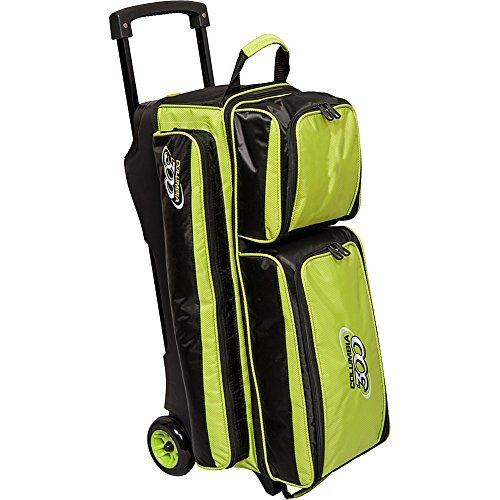 Columbia 300 Columbia Icon Triple Roller Bowling Bag, Lime by Columbia 300