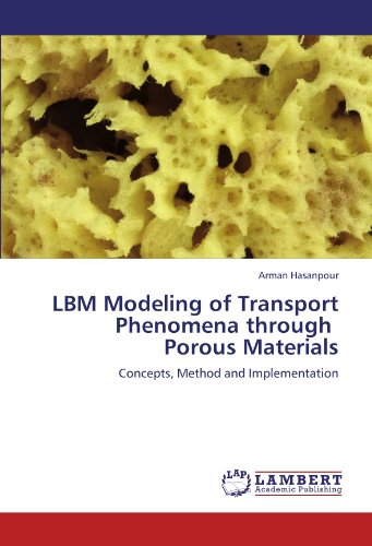 Lbm Modeling Of Transport Phenomena Through   Porous Materials  Concepts  Method And Implementation