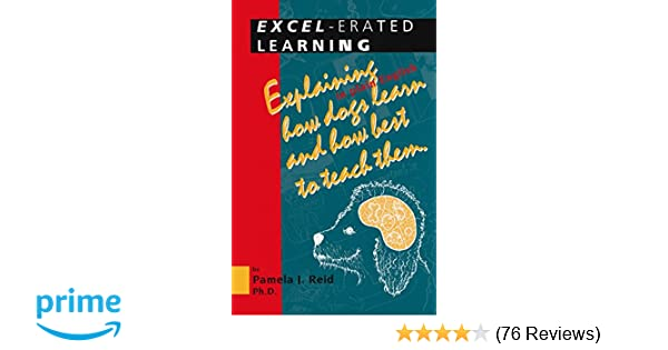 excel erated learning explaining in plain english how dogs learn