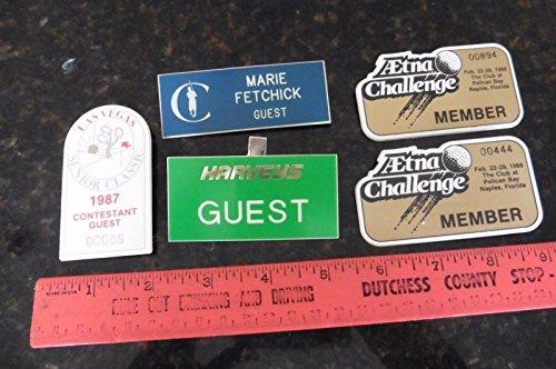 vintage-aetna-challenge-pelican-bay-pga-sr-golf-name-tags-mike-fetchick-estate