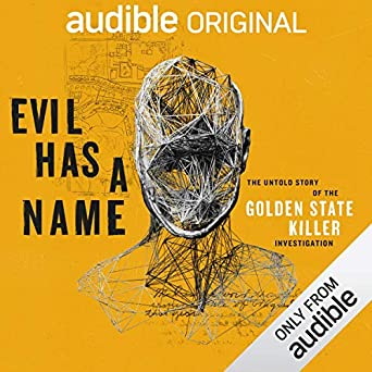 evil has a name audible