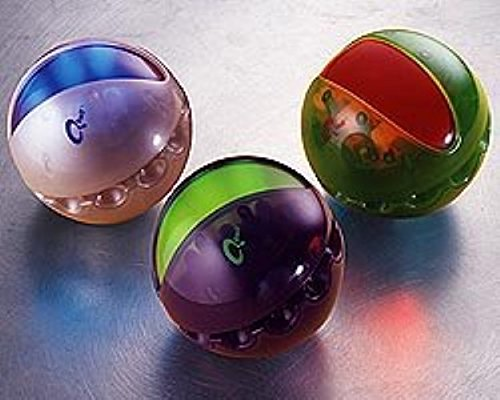 Qball Tells All- by Sharper Image