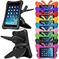 Aobiny Tablet Case 3D Cute Butterfly Shockproof EVA Foam Stand Cover For iPad Mini 1/2/3 by Aobiny