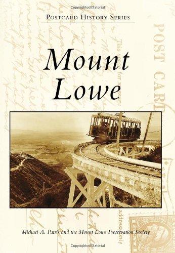 Mount Lowe (Postcard History) PDF