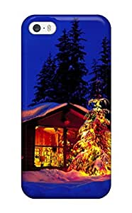 Tough Iphone LlWgFeN2027JHqws Case Cover/ Case For Iphone 5/5s(high Quality Christmas )