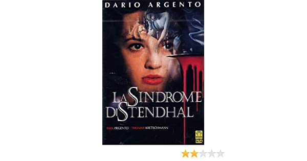 La_sindrome_di_Stendhal [Italia] [DVD]: Amazon.es: Asia Argento, Paolo Bonacelli, Thomas Kretschmann, Marco Leonardi, Ennio Morricone, Dario Argento: Cine y ...
