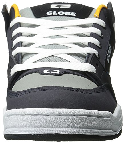 Globe Heren Tilt Skateboarden Schoen Grijs / Oranje