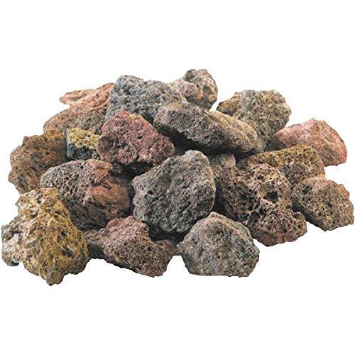 Grillpro 7 lb. Lava Rock (Charcoal Rocks Lava)