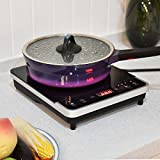 Costway Digital 500W-1800W Induction Cooktop Countertop...