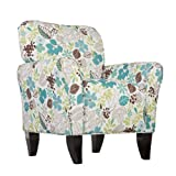Southern Enterprises Madigan Accent Chair – Floral